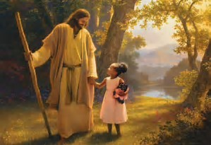 Jesus comforting6