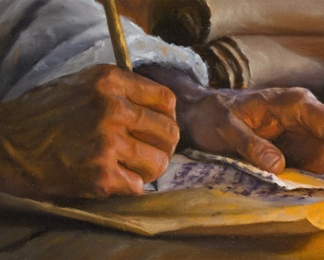 Bible Scribe_Copyist_045