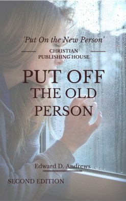Put Off the Old Person