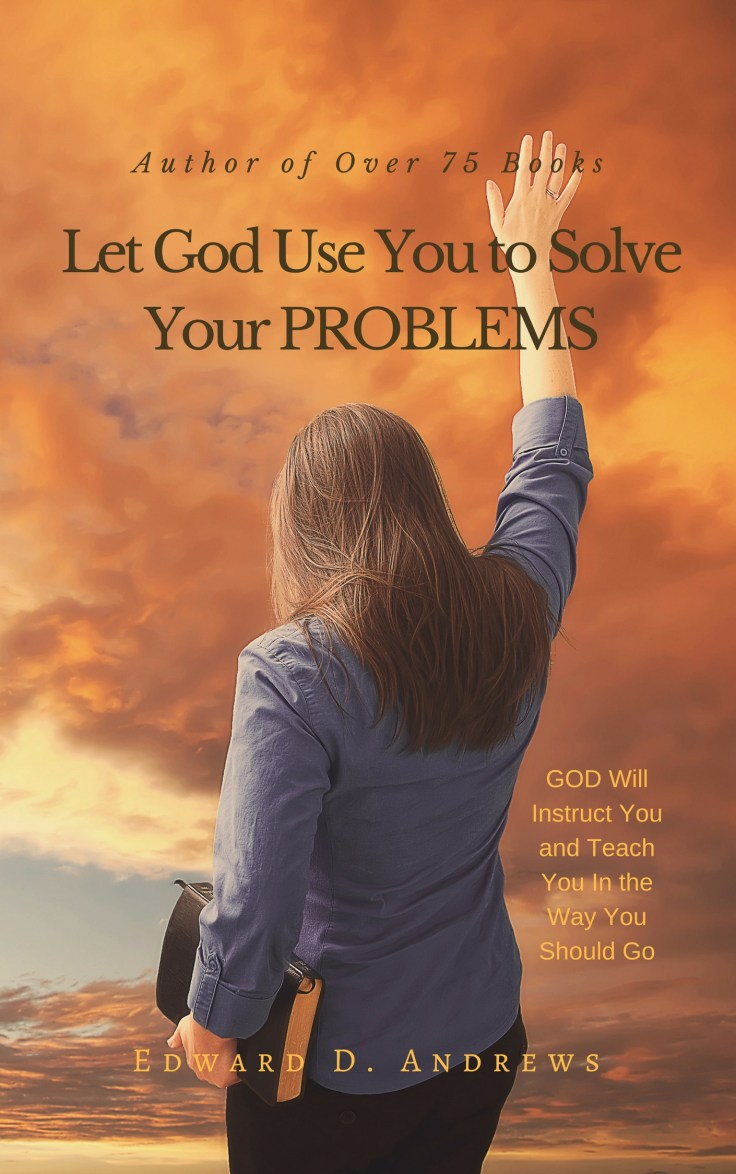Let God Use You to Solve Your PROBLEMS
