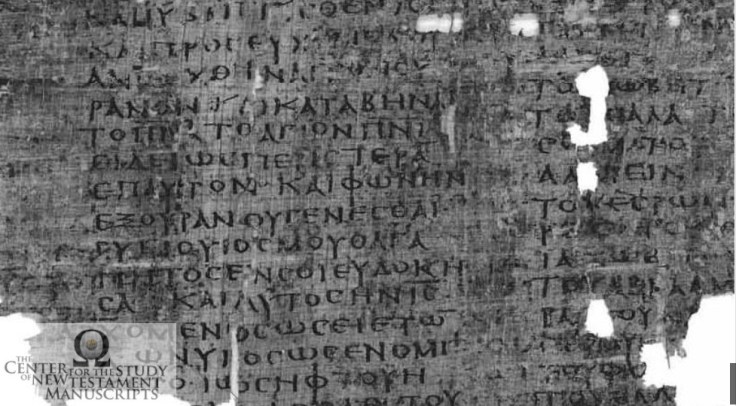 Papyrus 4 - P4