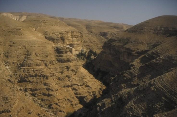 ROAD FROM JERUSALEM TO JERICHO