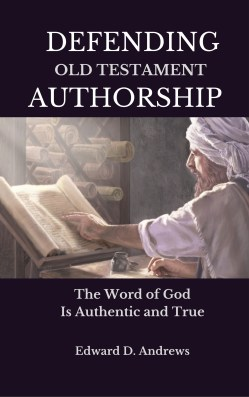 DEFENDING OLD TESTAMENT AUTHORSHIP