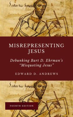 4th ed. MISREPRESENTING JESUS