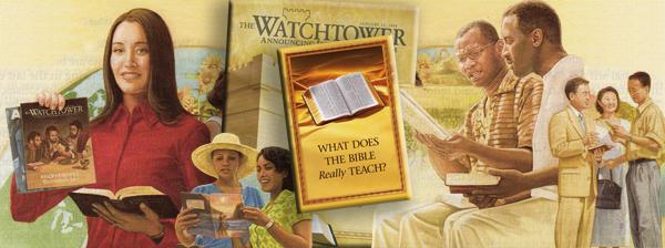 JWs Literature Jehovah's Witnesses