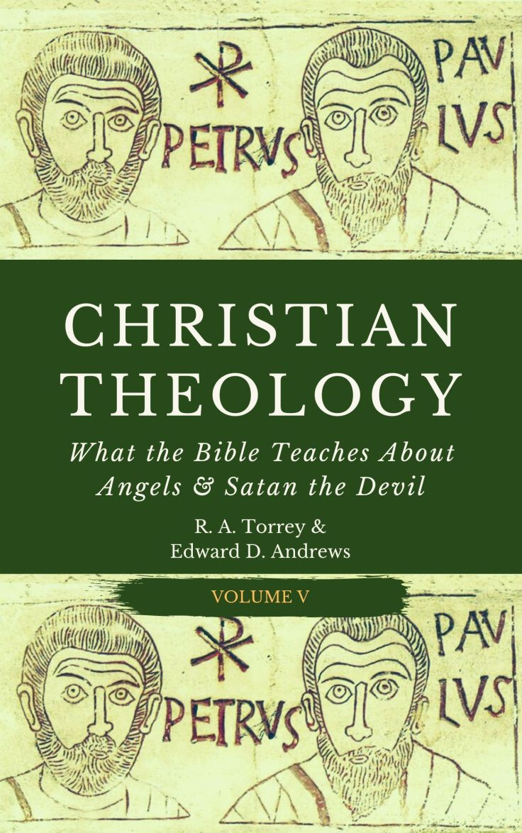 CHRISTIAN THEOLOGY Vol. V