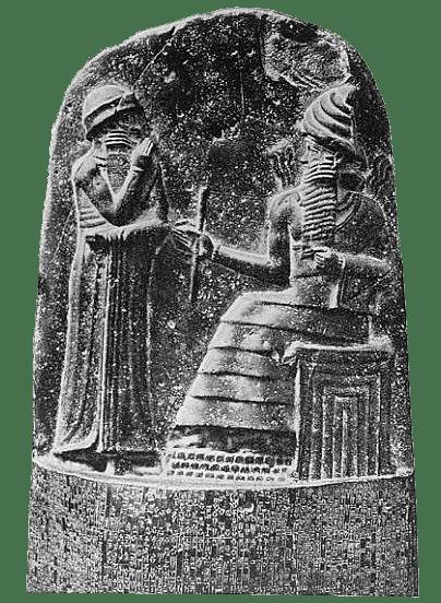 stele Hammurabis code of laws