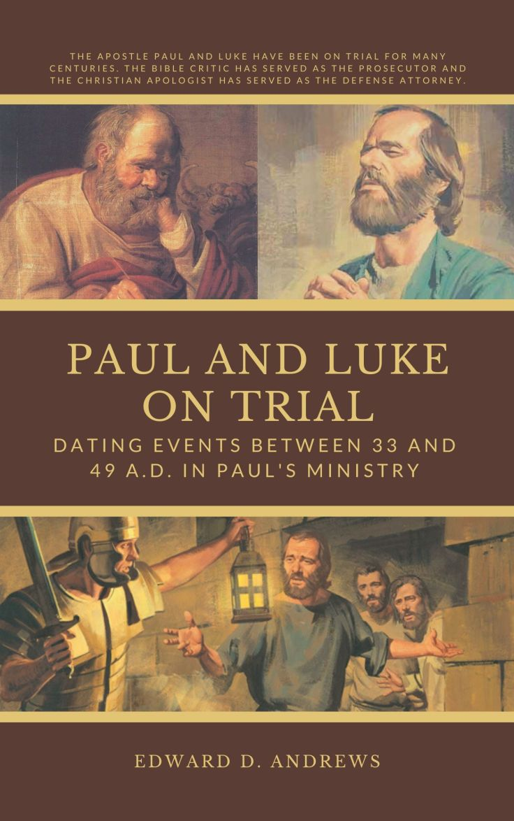 PAUL AND LUKE ON TRIAL