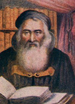 Aaron Ben Moses Ben Asher of the tenth century