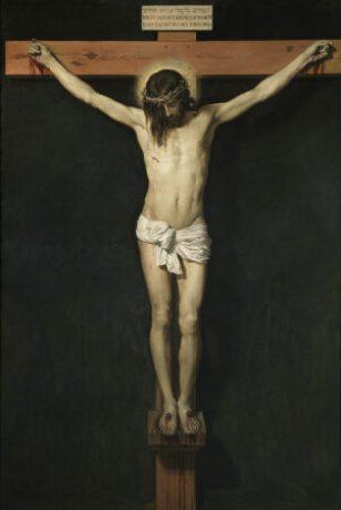 Spain - Jesus Christ Crucified, 1632. Diego Velasquez