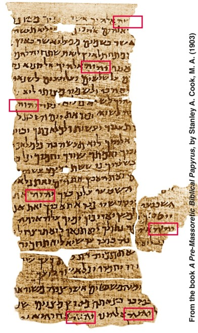 Nash Papyrus 023