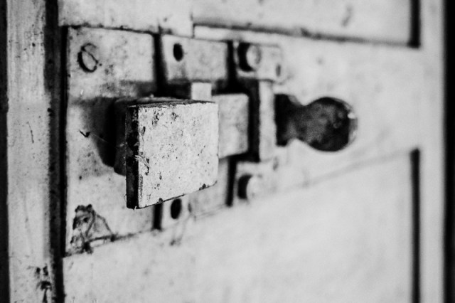 Schloss und Riegel / Lock and Key