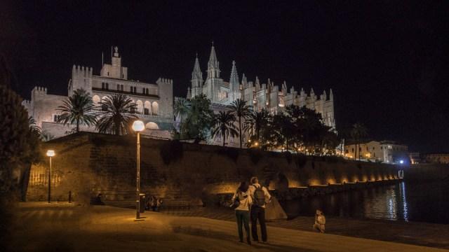 Kathedrale, Kathedrale der Heiligen Maria / Cathedral of Santa M