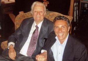 Billy Graham and Tullian Tchividjian