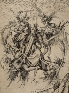 Demons - Saint Anthony