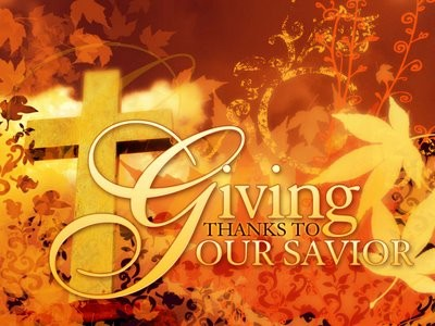 Thanksgiving - Savior
