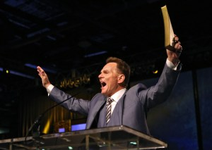 Pastor Ronnie Floyd, president, Southern Baptist Convention. Photo courtesy Pulpit & Pen