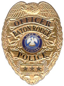 Baton Rouge Badge