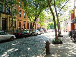 New York City Chelsea District