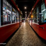 Red Trams