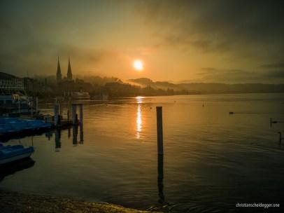 Lucerne-Sunrise