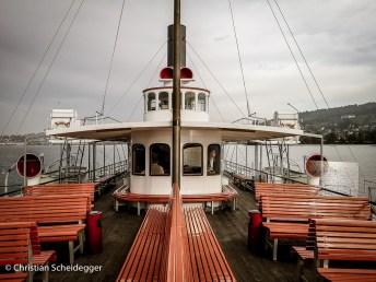 Steamship Symmetry