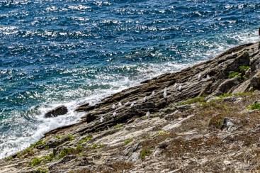 Porspico Cliffs