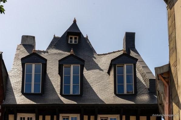 Quimper roof