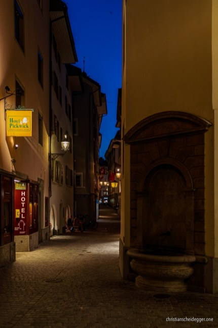 Furrengasse Luzern