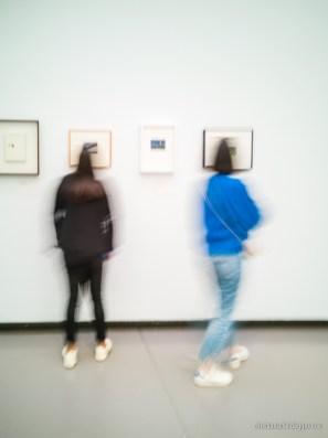 Miniaturen von Gerhard Richter im Kunsthaus Zürich