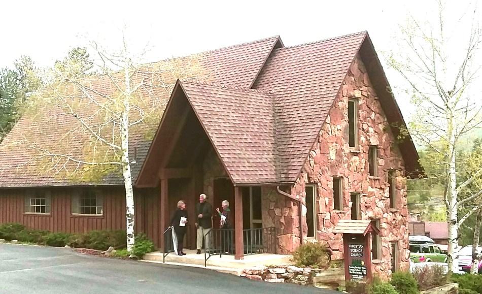 Evergreen Christian Science church