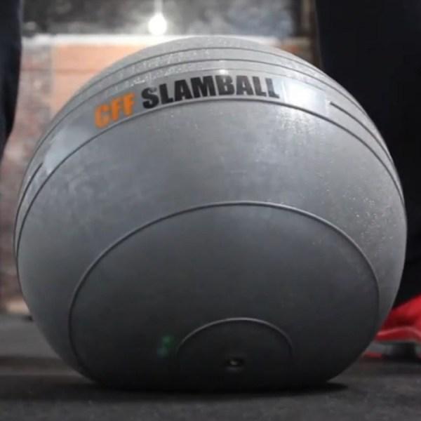 Cff Slamballs - 10 50 Lb Medicine Balls
