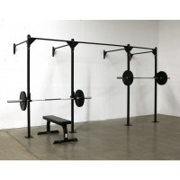 """CFF Wall Mounted Pull Up Rig - 2"""" x 2"""" WOD Series"""