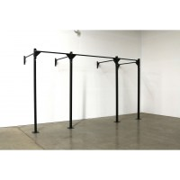 CFF WOD Series Pull Up Rig - Wall Mounted