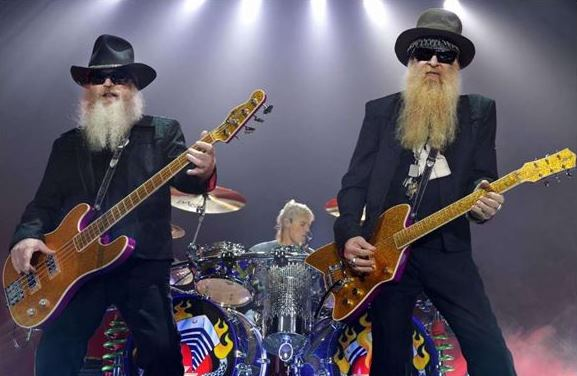 my playlist zz top
