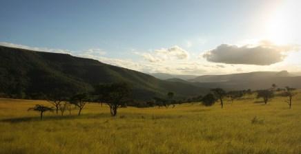 The Hlomo Hlomo Valley
