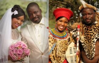 The Two Weddings - Nothando and Muzikayise