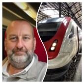 Quiet trains in Switzerland
