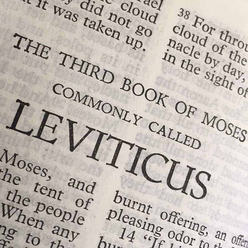 Weekly Offerings Increase after Pastor Threatens Dramatic Interpretation of Leviticus Unless All Members Tithe