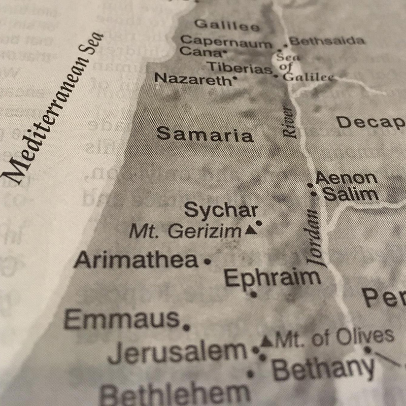 Lesson for October 21, 2018: The Gospel Begins Spreading in Samaria (Acts 8:5-24)