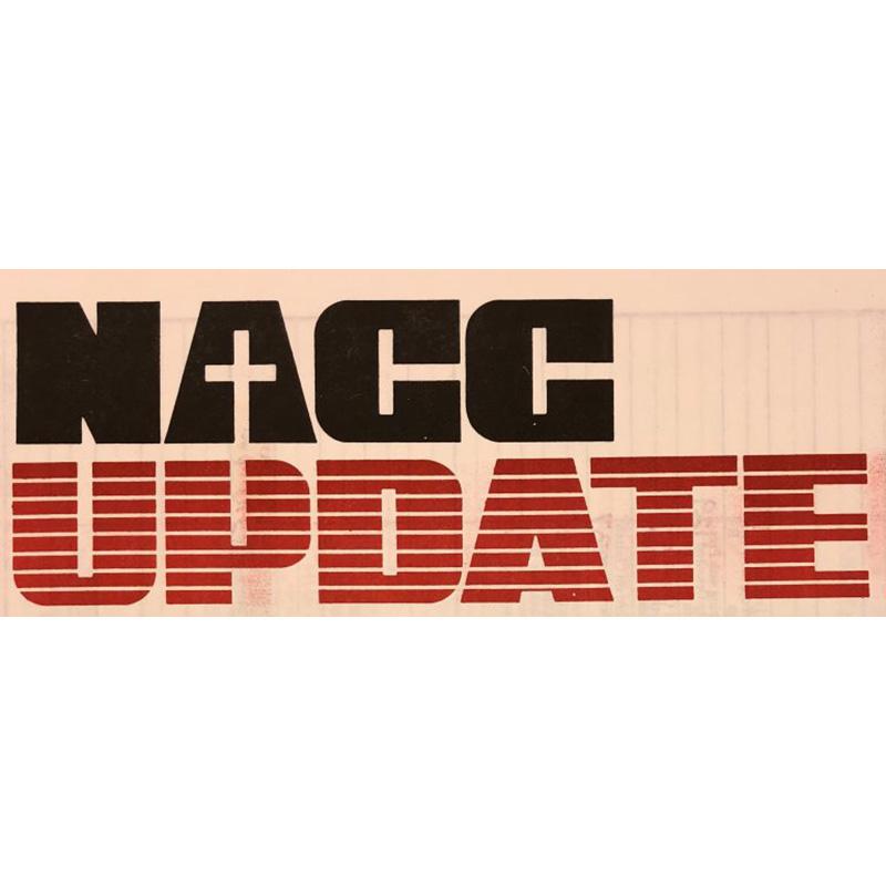 Emmanuel Receives NACC Archives (Plus News Briefs)