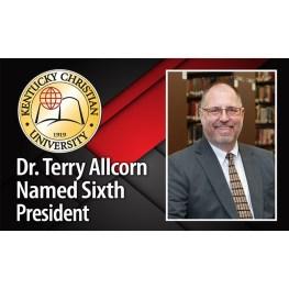 Allcorn Named President of Kentucky Christian University