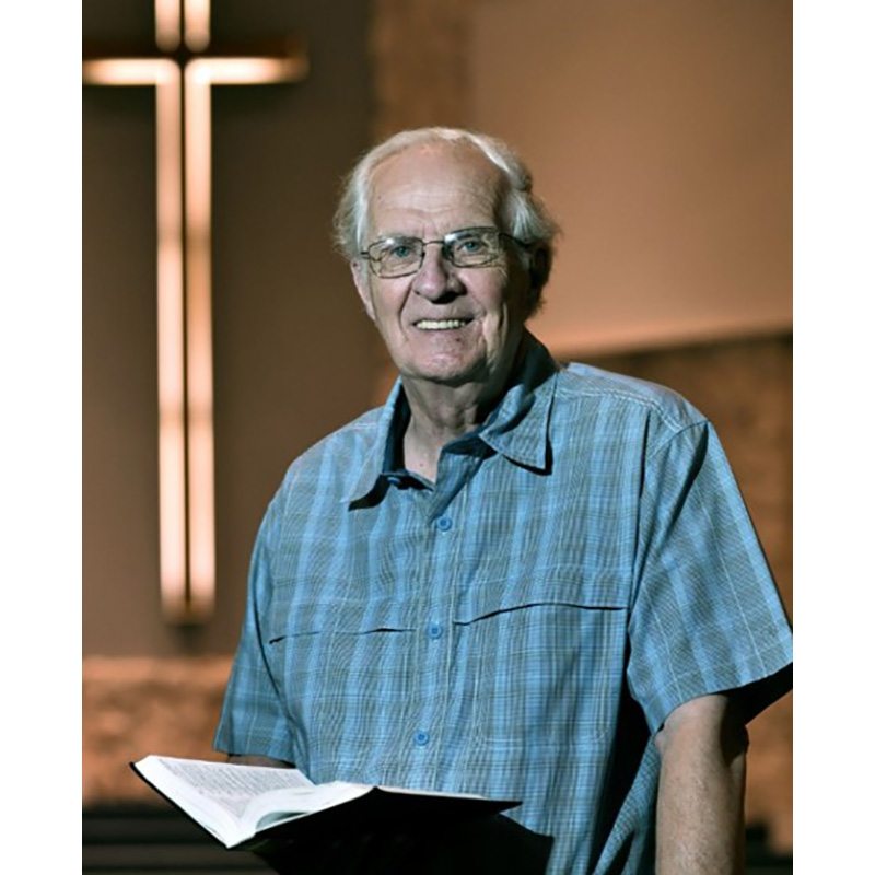 COVID-19 Compels Chitwood, 84, to Launch 'Encouraging Word' Videos