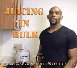 JUICING IN BULK