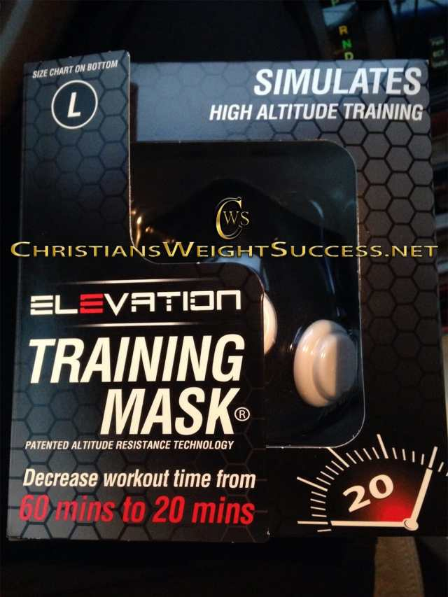ELEVATION TRAINING MASK #ELEVATIONARMY