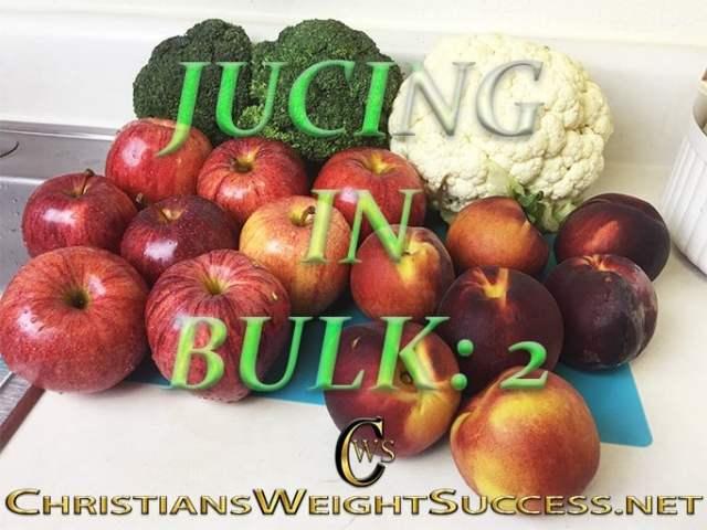 JUICING PT 2