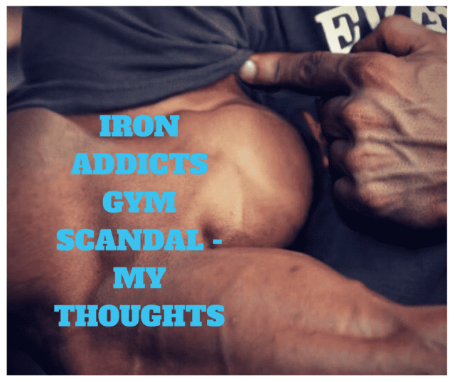 IRON ADDICTS GYM