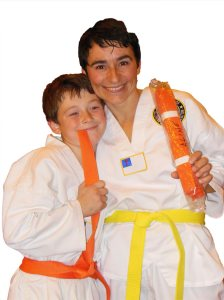 Tae Kwon Do is for families