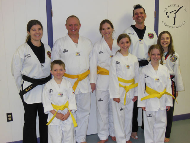 Regina Christian Tae Kwon Do