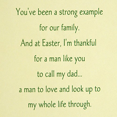 Hallmark easter greeting card for dad strong example m4hsunfo